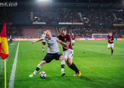 AC Sparta Praha – FC Viktoria Plzeň 15. 10. 2017