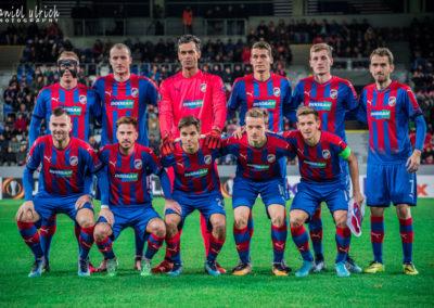 EL: FC Viktoria Plzeň – FC Lugano  4:1  (2.11.2017)