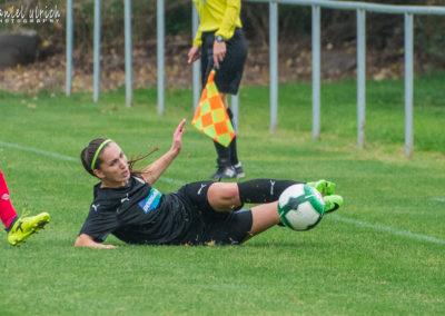 ženy FC Viktoria Plzeň – SK Slavia Praha  0:5  (1.10.2017)