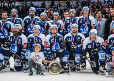 HC Škoda Plzeň – HC Kometa Brno  2:6  (7.4.2018)