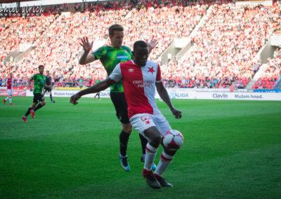 SK Slavia Praha – FC Viktoria Plzeň  2:0  (5.5.2018)