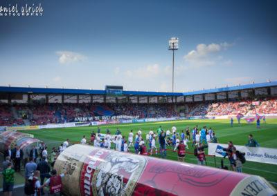 FC Viktoria Plzeň – 1.FC Slovácko  1:1  (12.5.2018)